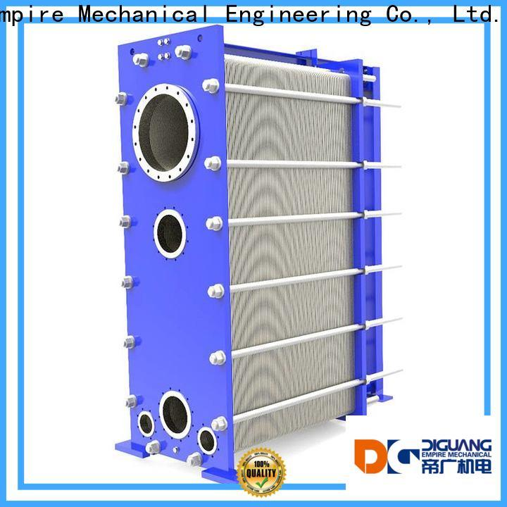 DIGUANG Wholesale ODM brazed plate heat exchanger Suppliers for transferring heat