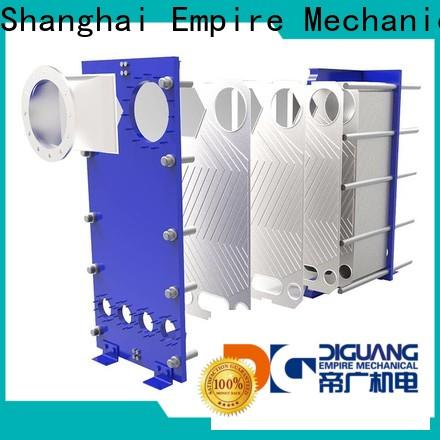 DIGUANG plate to plate heat exchanger Supply for transferring heat