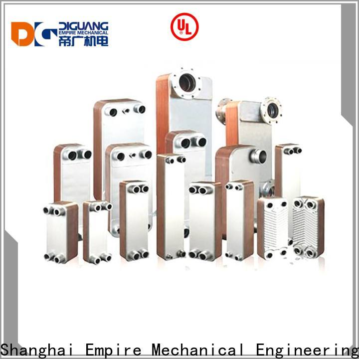 DIGUANG Bulk purchase OEM plate and frame heat exchanger design company for transferring heat