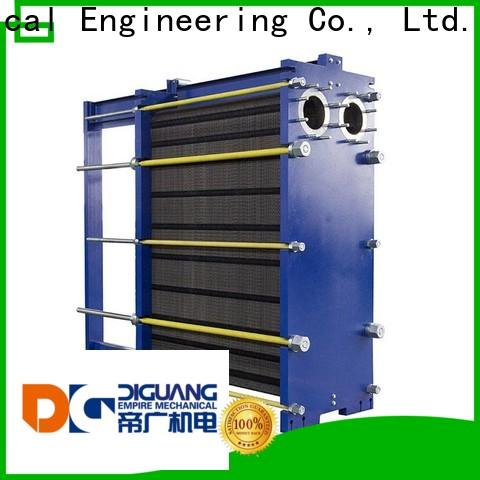 DIGUANG high efficiency heat exchanger manufacturers for transferring heat