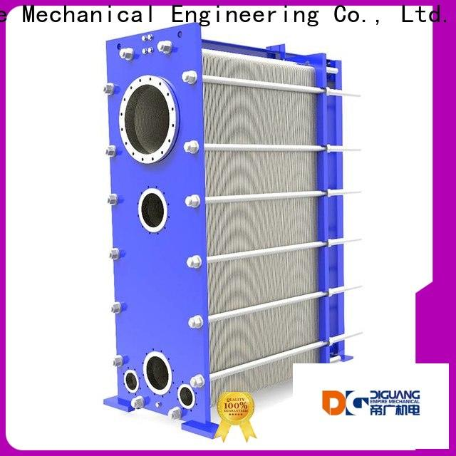 Top heat exchanger manufacturer manufacturers for transferring heat