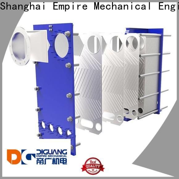 DIGUANG heat exchanger types Suppliers for transferring heat
