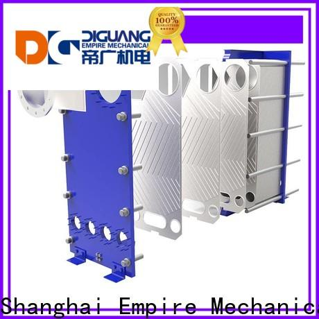 Wholesale ODM plate type heat exchanger for business for transferring heat