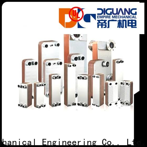 DIGUANG Shanghai Empire shell and tube heat exchanger manufacturers for transferring heat