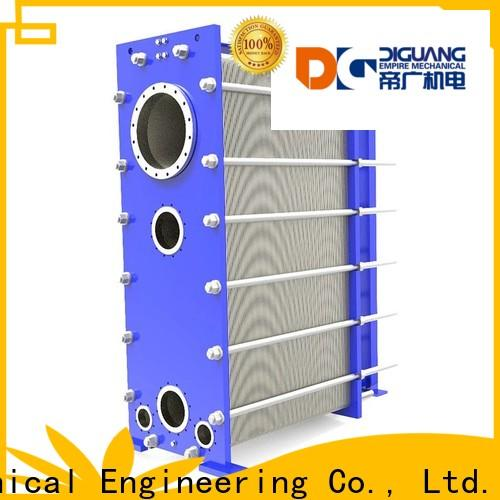 DIGUANG plate heat exchanger sizing Supply for transferring heat