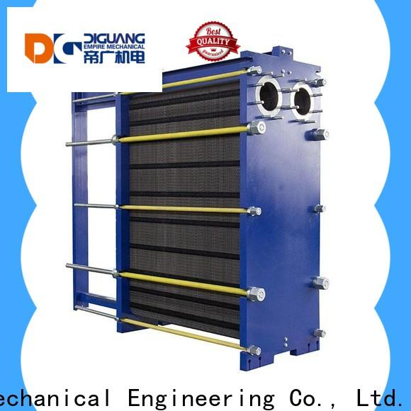 DIGUANG gasketed heat exchanger Suppliers for transferring heat