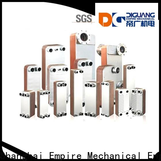 DIGUANG ODM high quality welded plate heat exchanger for business for transferring heat