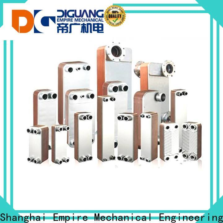 DIGUANG heat exchanger types for business for transferring heat