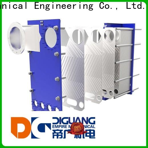 DIGUANG brazed heat exchanger factory for transferring heat