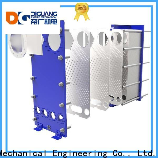 Custom ODM plate exchanger design manufacturers for transferring heat