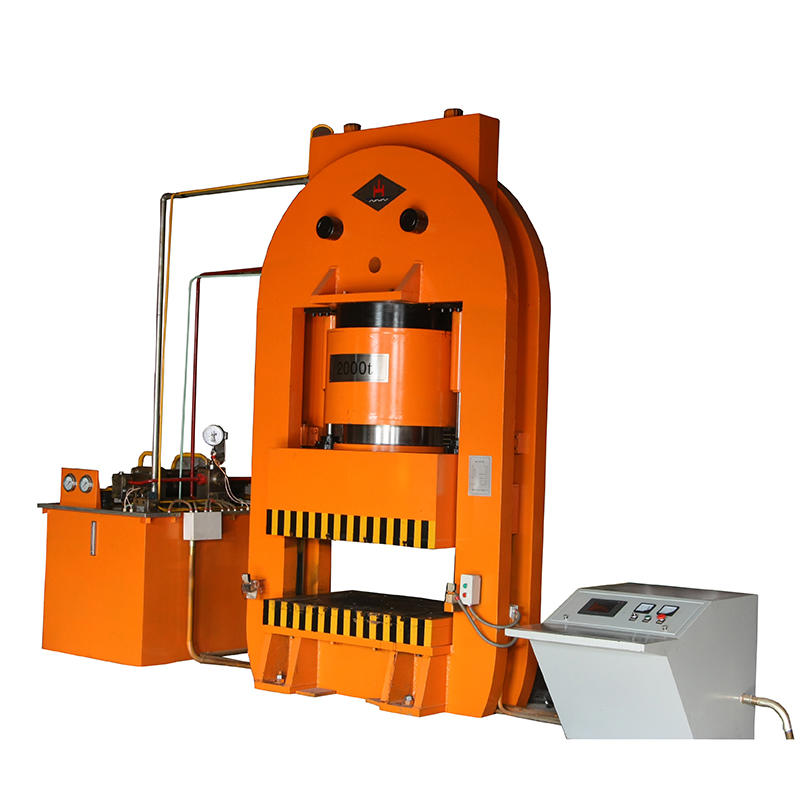 Metal Sheet Stamping Hydraulic Press Mahine