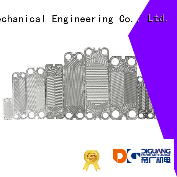 DIGUANG plate and frame heat exchanger price manufacturers for transferring heat