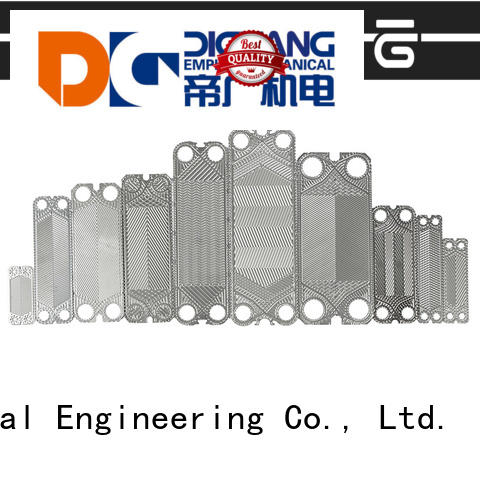 DIGUANG Wholesale plate and frame heat exchanger design manufacturers for transferring heat
