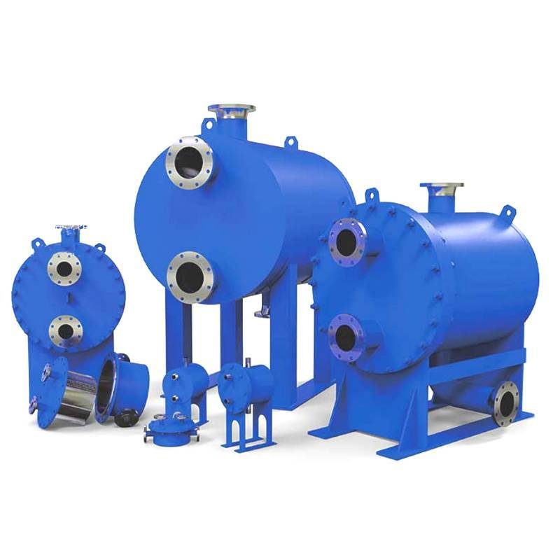 Welded Plate And Shell Heat Exchanger