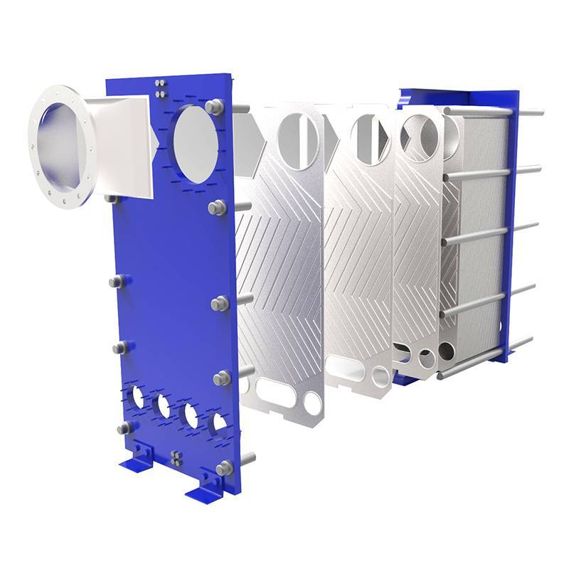 Plate Evaporator Industrial plate Heat Exchanger