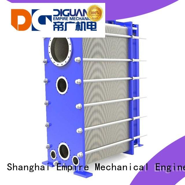 DIGUANG shell and tube type heat exchanger factory for transferring heat