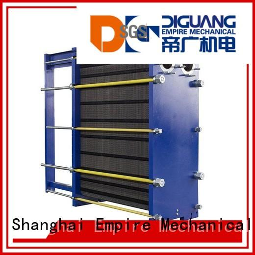 DIGUANG High-quality shell and tube heat exchanger sizing company for transferring heat