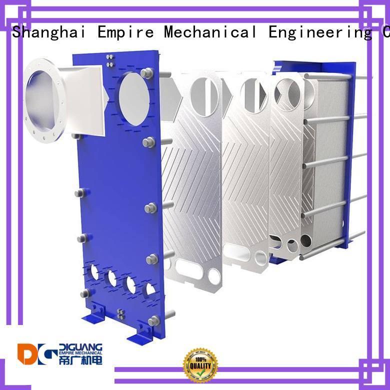 Best brazed plate heat exchanger chiller manufacturers for transferring heat