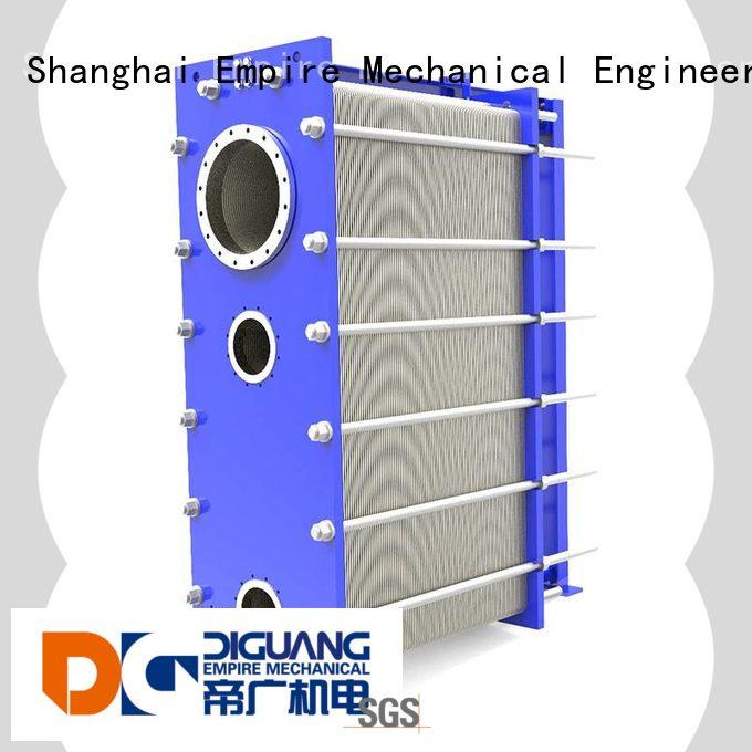 DIGUANG blocked plate heat exchanger factory for transferring heat
