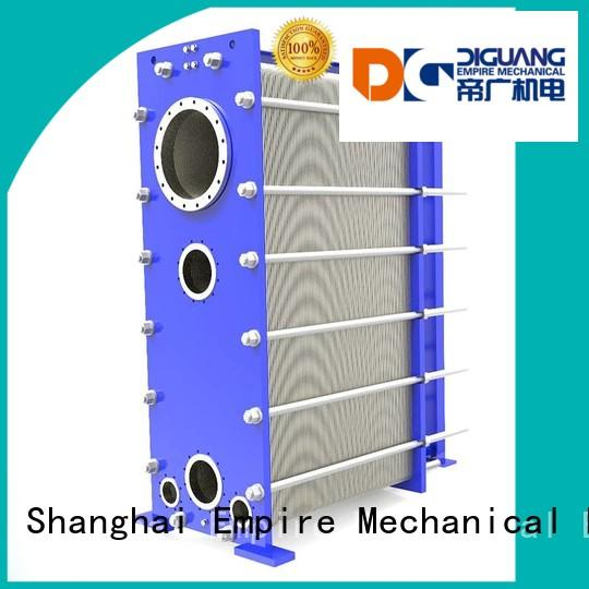 DIGUANG water cooled heat exchanger manufacturers for transferring heat