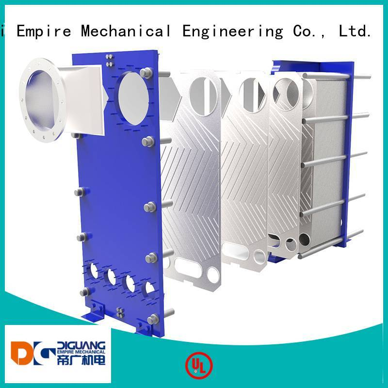 Custom plate heat exchanger calculation factory for transferring heat