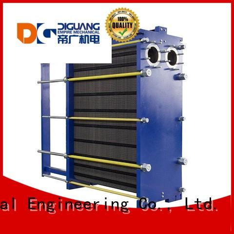 DIGUANG High-quality plate heat exchanger calculation factory for transferring heat