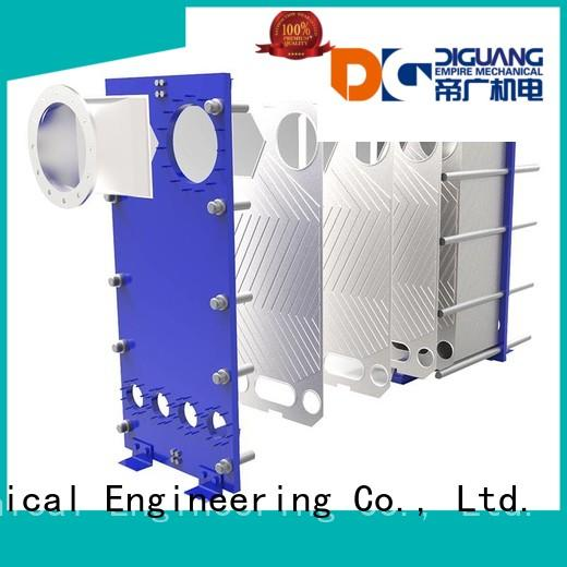 DIGUANG Latest blocked plate heat exchanger for business for transferring heat